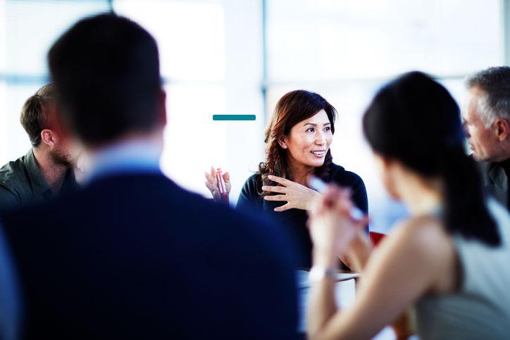 Lavoriamo a fianco dei clienti durante tutte le fasi, raccogliamo tutti i dati utili, insegnamo dove ricercarli e come interpretarli.
